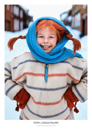 Picture of Pippi gillar vinter